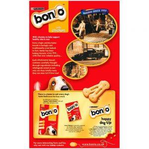 BONIO Dog Biscuits with Chicken, 650g