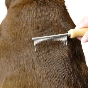 SAFARI Shedding Comb for Long Hair Breeds