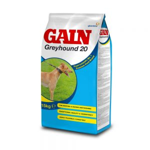 GAIN Greyhound 20, 15kg