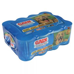 GAIN Variety Pack in Jelly, 12x400g