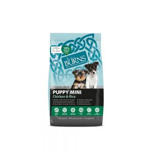 BURNS Puppy Mini Chicken & Rice, 2kg