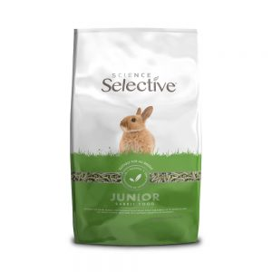 SCIENCE SELECTIVE Junior Rabbit, 10kg