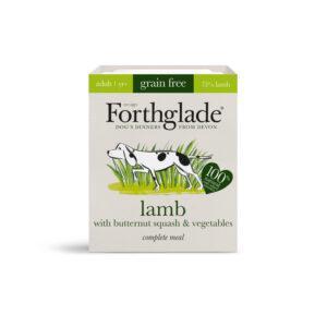 FORTHGLADE Grain Free Adult Lamb, 395g