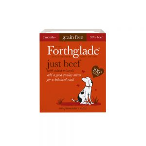 FORTHGLADE Grain Free Just Beef, 395g