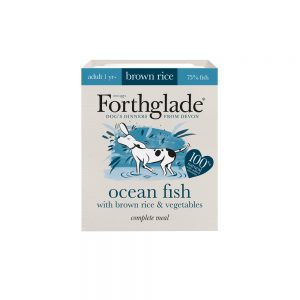 FORTHGLADE Complete Meal Adult Ocean Fish, 395g