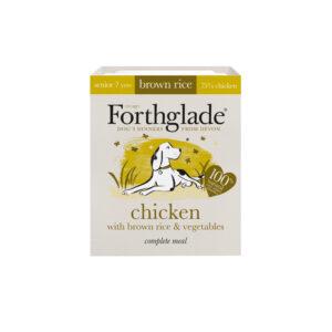 FORTHGLADE Complete Meal Senior Chicken, 395g