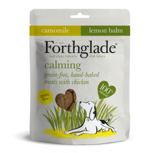 FORTHGLADE Grain Free Calming Treats, 150g