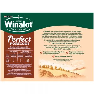 WINALOT Chicken in Gravy Pouch Multipack, 12x100g