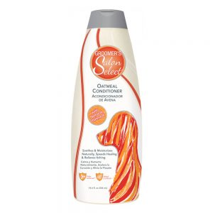 GROOMER'S SALON SELECT Oatmeal Conditioner, 503ml