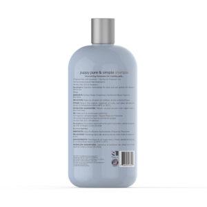 WOOF WASH Puppy Pure & Simple Shampoo, 709ml