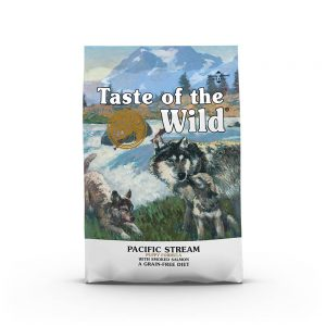 TASTE OF THE WILD Pactific Stream Puppy Salmon, 2kg