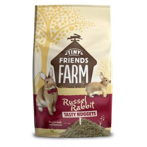 TINY FRIENDS FARM Russel Rabbit Tasty Nuggets, 10kg