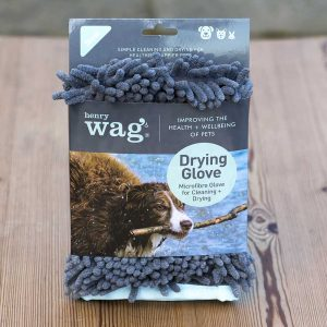 HENRY WAG Microfibre Drying Glove