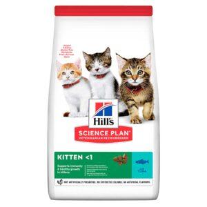 HILLS Kitten Tuna, 1.5kg