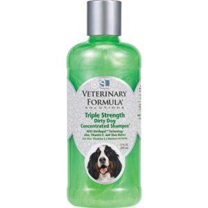 VETERINARY FORMULA Triple Strength Dirty Dog Shampoo, 503ml