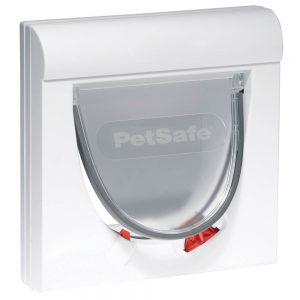 PETSAFE 932 Magnetic Cat Flap, White