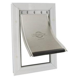 PETSAFE Pet Flap 620 Aluminium Door Medium