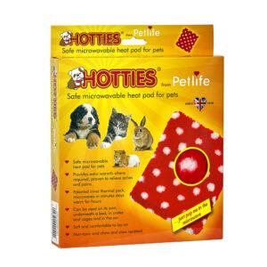 PETLIFE Hottie Microwavable Heat Pad