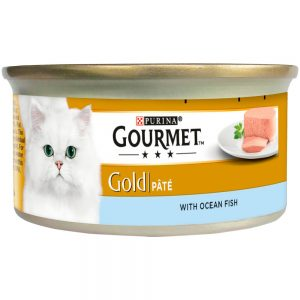 GOURMET Gold Pate with Oceanfish Can, 85g