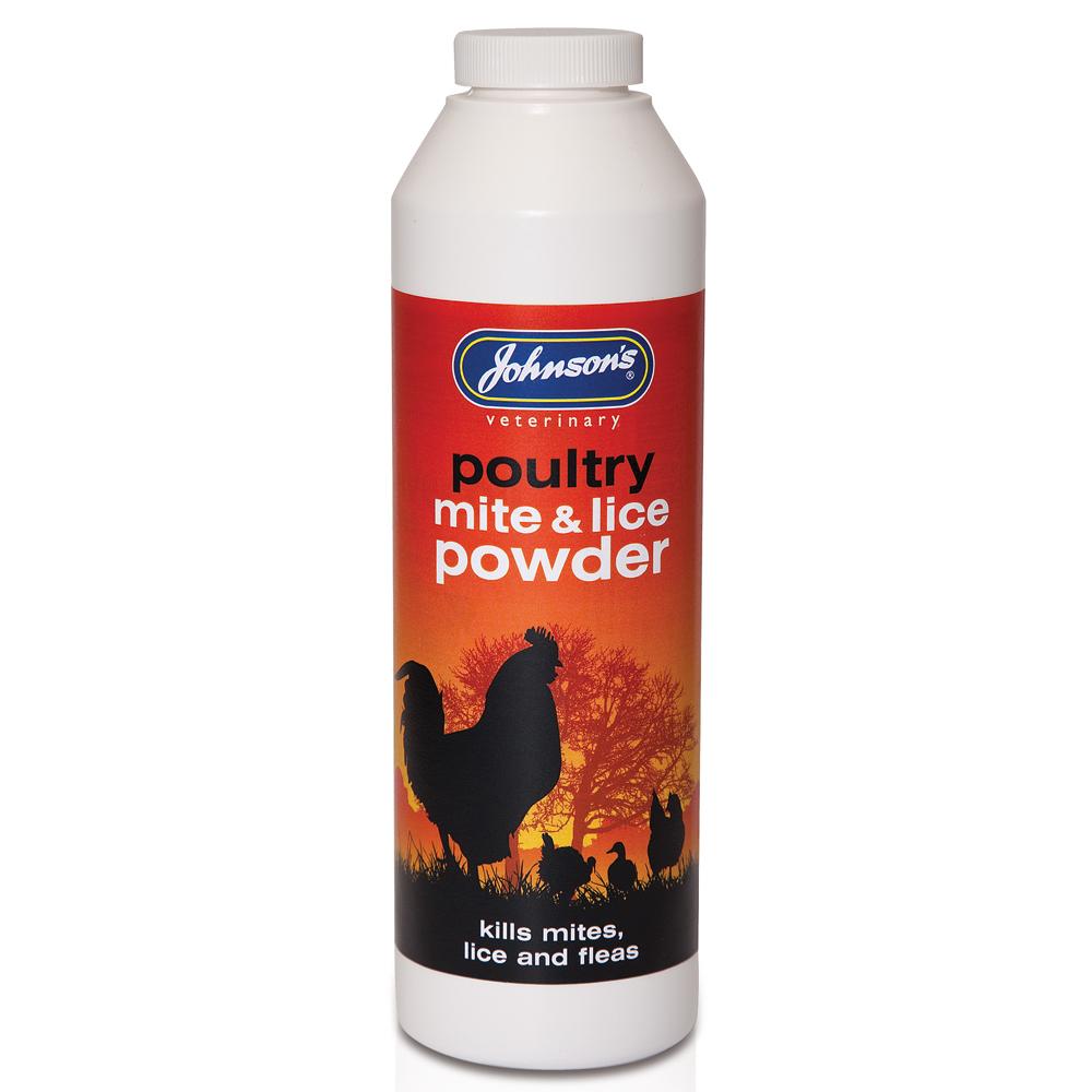 Buy Bird Healthcare Johnson S Poultry Mite Lice Powder 250g