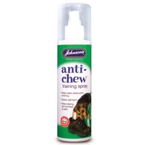 JOHNSON'S Anti-Chew Training Spray, 150ml