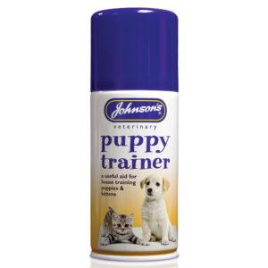 JOHNSON'S Puppy Trainer Pump Spray, 150ml