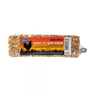 JOHNSON'S Poultry Corn 'N' Grit Treat Bar