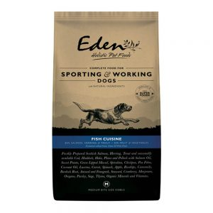 EDEN Working & Sporting Dogs Fish Cuisine, 15kg