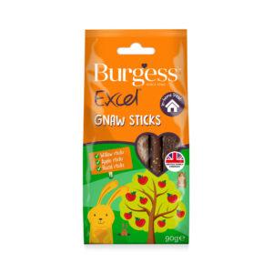 BURGESS EXCEL Gnaw Sticks, 90g