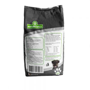 NATUREWELL Naturewell Complete Dog Food 15Kg