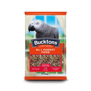 BUCKTONS No.1  Parrot Food, 12.75kg