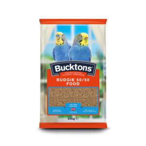 BUCKTONS Budgie 50/50, 20Kg