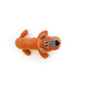 M-PETS Gary Lion Plush Squeaker, 32cm