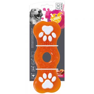 M-PETS Yummy Paws Chew with Bacon Flavour