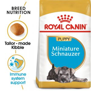 ROYAL CANIN  Royal Canin Miniature Schnauzer Puppy 1.5kg (Special Order)