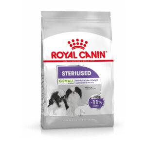ROYAL CANIN X-Small Sterilised Care, 1.5kg