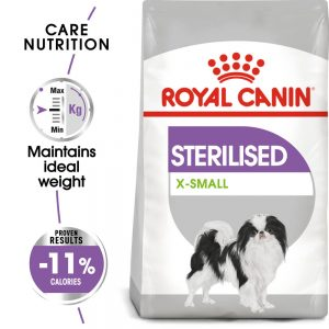ROYAL CANIN X-Small Sterilised Care, 1.5kg