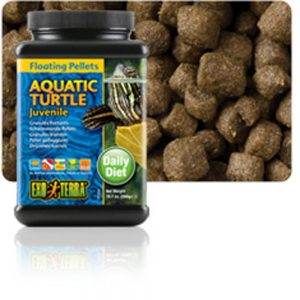 EXO TERRA Juvenile Aquatic Turtle Food, 90g