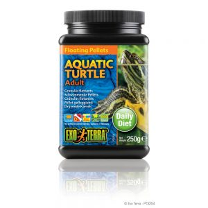 EXO TERRA Adult Aquatic Turtle Food, 250g