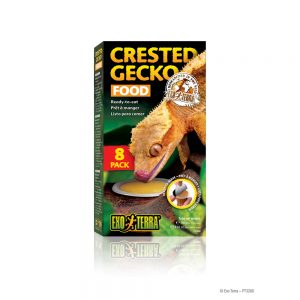 EXO TERRA Crested Gecko Food, 8 Pack