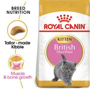 ROYAL CANIN British Shorthair Kitten, 2kg