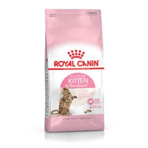 ROYAL CANIN Sterilised Kitten, 2kg