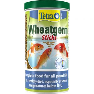 TETRA Wheatgerm Sticks, 1-litre/200g
