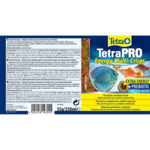 TETRA Pro Energy Multi Crisps, 55g