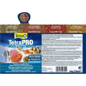 TETRA Pro Multi Crisps Menu, 64g