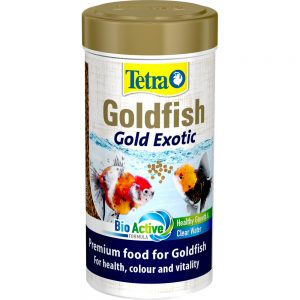 TETRA Goldfish Gold Exotic, 80g