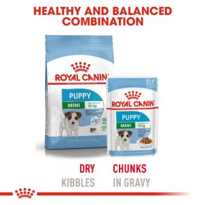 ROYAL CANIN Mini Puppy Gravy Pouch, 85g