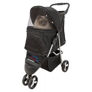 TRIXIE Buggy with Quick-Fold Function