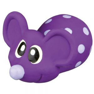 TRIXIE Latex Mouse with Sound, 8cm
