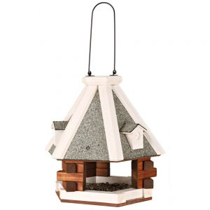 TRIXIE Natura Hanging Bird Feeder High Roof, 36x35cm